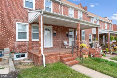 7048 Eastbrook Avenue, Baltimore, MD 21224 - #: MDBC510310