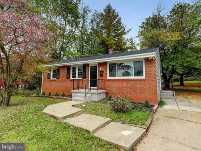 3703 Woodspring Court, Randallstown, MD 21133 - #: MDBC510568