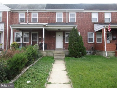 6923 Broening Road, Baltimore, MD 21222 - #: MDBC510608