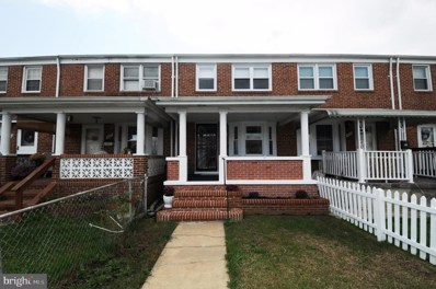 935 Arncliffe Road, Baltimore, MD 21221 - MLS#: MDBC511650