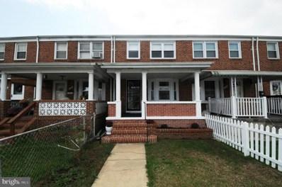 935 Arncliffe Road, Baltimore, MD 21221 - #: MDBC511650