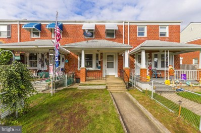 822 Middlesex Road, Baltimore, MD 21221 - MLS#: MDBC511858