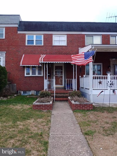 7863 Kentley Road, Baltimore, MD 21222 - #: MDBC511880