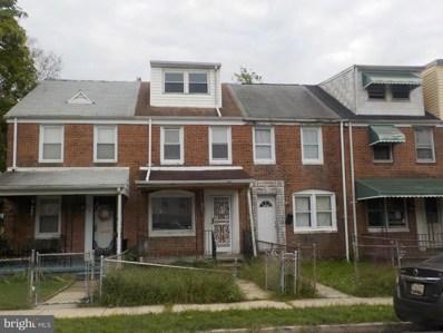 211 Chestnut Street, Baltimore, MD 21222 - #: MDBC512148