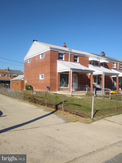 1962 Denbury Drive, Baltimore, MD 21222 - #: MDBC512368