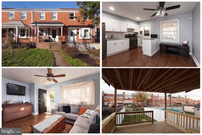 740 Arncliffe Road, Baltimore, MD 21221 - MLS#: MDBC512656
