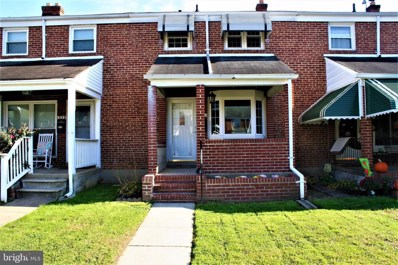 1961 Wareham Road, Baltimore, MD 21222 - #: MDBC513290