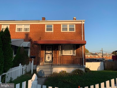 1536 Williams Avenue, Baltimore, MD 21221 - #: MDBC513390