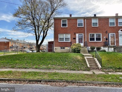 208 Cove Road, Baltimore, MD 21221 - #: MDBC513876
