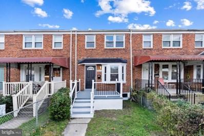 837 Arncliffe Road, Baltimore, MD 21221 - #: MDBC514044