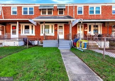 919 Arncliffe Road, Baltimore, MD 21221 - #: MDBC514144