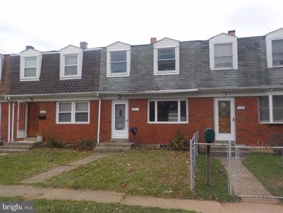 1534 Hopewell Avenue, Baltimore, MD 21221 - #: MDBC514210