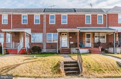 6837 Boston Avenue, Baltimore, MD 21222 - #: MDBC514938