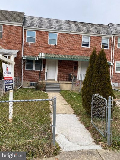 7702 Wynbrook Road, Baltimore, MD 21224 - #: MDBC515028