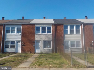 2060 Larkhall Road, Dundalk, MD 21222 - #: MDBC515296