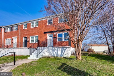 191 Alstun Road, Baltimore, MD 21221 - #: MDBC515652