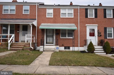 1748 Weston Avenue, Baltimore, MD 21234 - #: MDBC515974