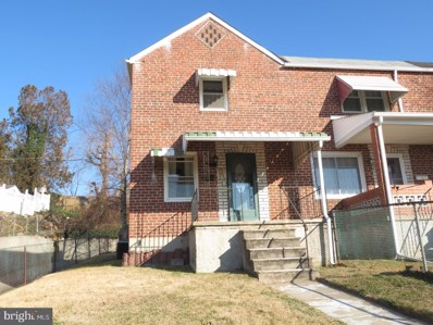 561 47TH Street, Baltimore, MD 21224 - #: MDBC516308