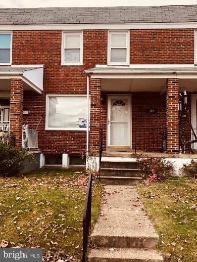 760 Fulbrook Road, Baltimore, MD 21222 - #: MDBC516658