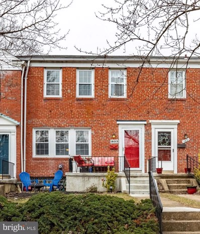 1833 Glen Ridge Road, Baltimore, MD 21286 - #: MDBC516714