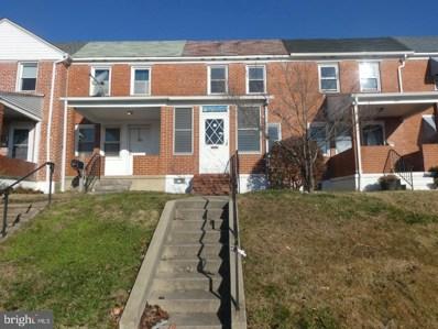 6824 Broening Road, Baltimore, MD 21222 - #: MDBC516982