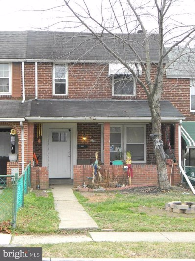 7515 Berkshire, Baltimore, MD 21224 - #: MDBC517262