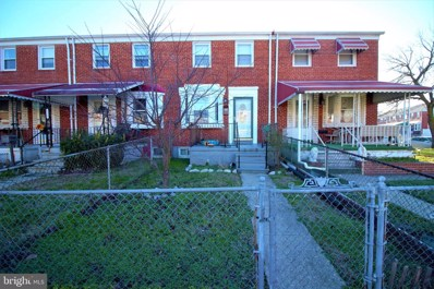 8537 Kavanagh Road, Baltimore, MD 21222 - #: MDBC517378