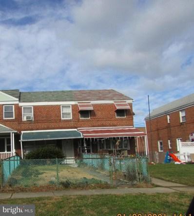 823 Jeannette Avenue, Baltimore, MD 21222 - #: MDBC517570