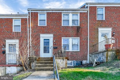 1445 Forest Park Avenue, Baltimore, MD 21207 - #: MDBC517582
