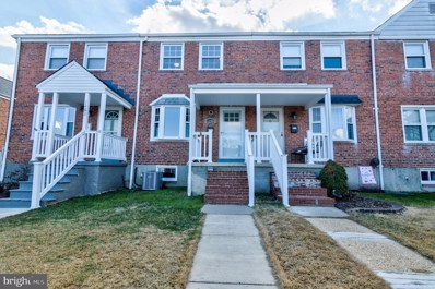 1259 Brewster Street, Baltimore, MD 21227 - #: MDBC517928