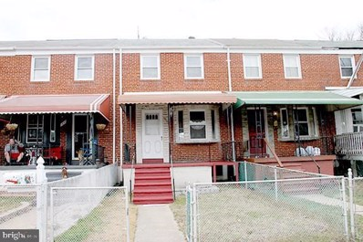 1936 Quentin Road, Baltimore, MD 21222 - #: MDBC518020
