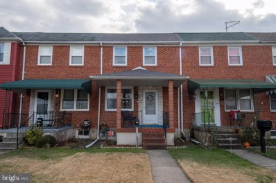 431 Oakwood Road, Baltimore, MD 21222 - #: MDBC518050