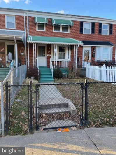 2012 Jasmine Road, Baltimore, MD 21222 - #: MDBC518110