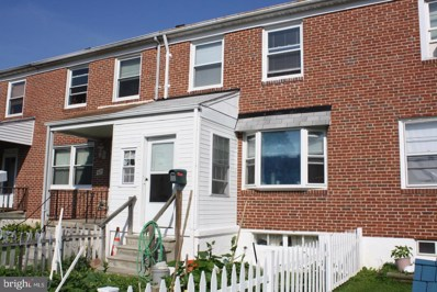 1617 Riverwood Road, Baltimore, MD 21221 - #: MDBC518492