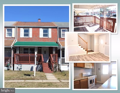 8162 Mid Haven Road, Baltimore, MD 21222 - #: MDBC519816