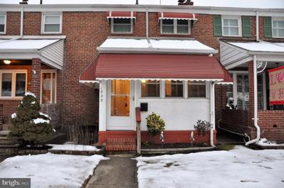 1939 Ormand Road, Baltimore, MD 21222 - #: MDBC520092