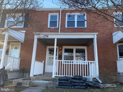 1774 Langport Avenue, Baltimore, MD 21222 - #: MDBC520142