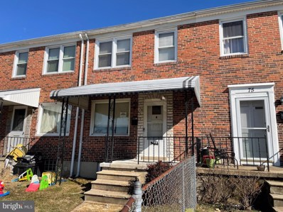 77 Wiltshire Road, Baltimore, MD 21221 - #: MDBC520662