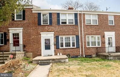 221 E Medwick Garth, Baltimore, MD 21228 - #: MDBC520922