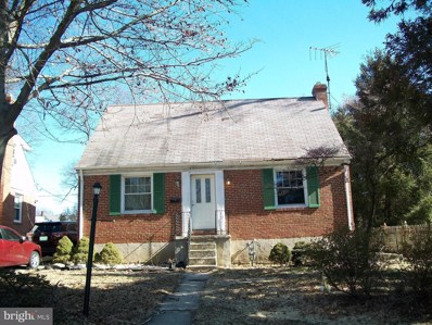 6703 Carol Road, Baltimore, MD 21207 - #: MDBC521552