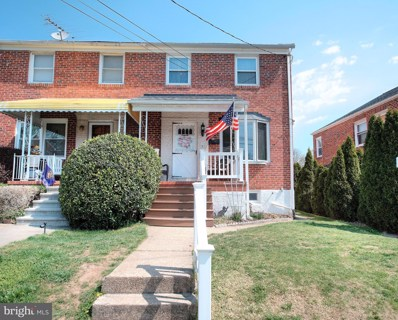 2828 Topaz Road, Baltimore, MD 21234 - #: MDBC524176