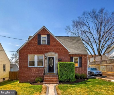 1706 Summit Avenue, Baltimore, MD 21237 - #: MDBC524212