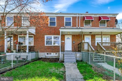 1633 Poles Road, Baltimore, MD 21221 - #: MDBC524532