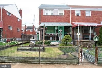 1952 Inverton Road, Baltimore, MD 21222 - #: MDBC525164