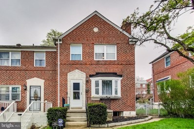 955 Masefield Road, Baltimore, MD 21207 - #: MDBC525224