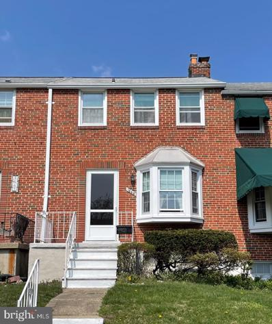 1666 Thetford Road, Baltimore, MD 21286 - #: MDBC525362