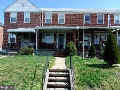 1329 Delvale Avenue, Baltimore, MD 21222 - #: MDBC525472