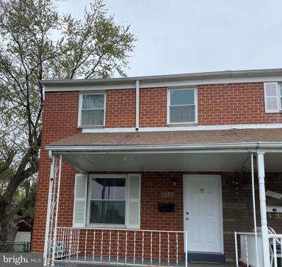 1051 Foxchase Lane, Baltimore, MD 21221 - #: MDBC525688