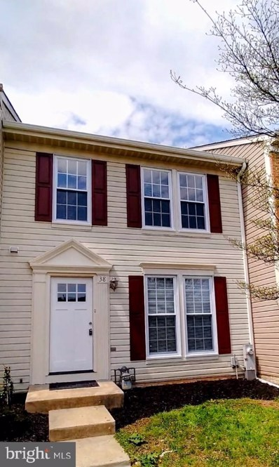 38 Cedarcone Court, Baltimore, MD 21236 - #: MDBC525778
