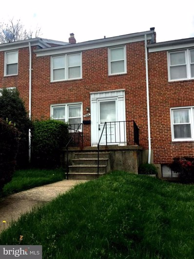 1606 Kirkwood Road, Baltimore, MD 21207 - #: MDBC525996